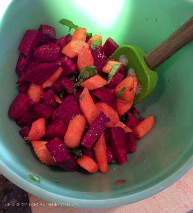 Beets&Carrots In Bowl