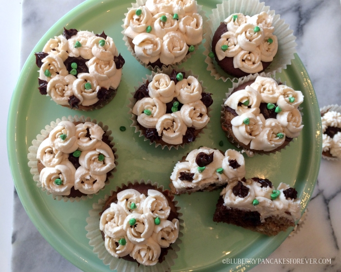 Irish Cream Cupcakes Finished1
